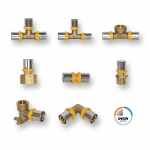 Gas Pressfittings