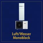 Luft/Wasser Monoblock Wärmepumpen