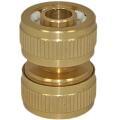 Schlauchverbinder 16/19 mm aus Messing