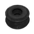 Gummiverbinder schwarz für WC 55 mm - für...
