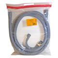 """Abfluß-Spiralenschlauch 2,5 m - 3/4"""" f. Waschmaschinen und Spülmaschinen"""