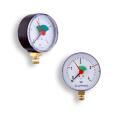 """Heizungs-Manometer d = 63 mm 3/8"""", 0 - 4 bar,..."""
