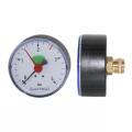 """Heizungsmanometer d = 63 mm 3/8"""" x 2,5 bar, axial,..."""