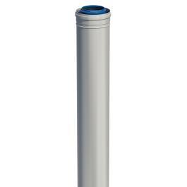 Abgasrohr Konzentrisch DN80/125 1000 mm