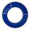 Metallverbundrohr 26mm x 3,0mm, 6mm blau isoliert / 50 Meter