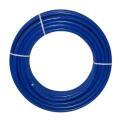 Metallverbundrohr 26mm x 3,0mm, 6mm blau isoliert / 25 Meter