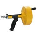 Rohrreinigungsgerät 8,5mm x 7,6m, mit Pistolenhandgriff