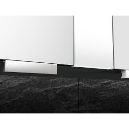 Spiegelschrank modern  SPRINZ Modern-Line Spiegelschrank Modell 02, 2-türig, verschiedene ...