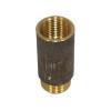 Messing Verlängerung 3/4 Zoll x 30mm