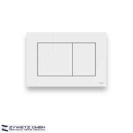 TECE now WC-Betätigungsplatte, 2-Mengentechnik, weiß