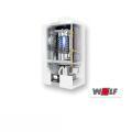 Wolf Gas-Brennwert-Heiztherme CGB-2 14 kW Systempaket...