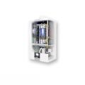 Wolf Gas-Brennwert-Heiztherme CGB-2 14 kW Systempaket inkl. Hocheffizienspumpe