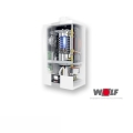 Wolf Gas-Brennwert-Heiztherme CGB-2-20 Systempaket inkl....