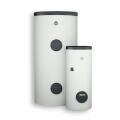 Warmwasserspeicher Stahl-emailliert mit 1 oder 2 Wärmetauscher 120-500 Liter