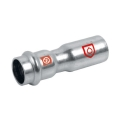C-Stahl Pressfitting Absatznippel verschiedene...