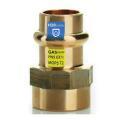 """Kombi Pressfitting Übergangsmuffe 15mm x 3/8""""..."""