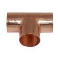 Kupfer Lötfitting T-Stück 28 x 18 x 28mm
