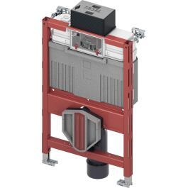 WC-Modul TECEprofil mit TECE-Spülkasten, Betätigung von vorne oder oben, Bauhöhe 820 mm