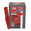 TOX TRI-Dübel 8 x 51 Inhalt 100 Stück