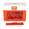 TOX TRI-Dübel 10 x 61, Inhalt 50 Stück