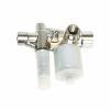 Zucchetti Unterputz-Einbaukörper R99653 zu Wannenfüll- und Brausearmatur