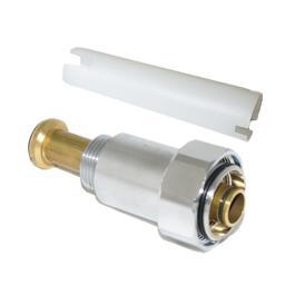 "Allmess Ventilwasserzähler Controller-Anschluss-Set-AC FleXX 1"""