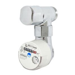 Allmess Ventilwasserzähler Controller V-System CK-V Flexx +m kalt Qn 1,5m³/h
