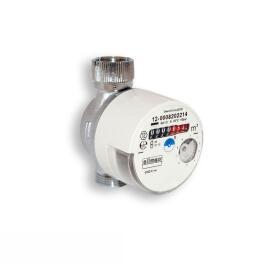 Allmess Zapfhahnwasserzähler V-System GWZ 3-V-K +m kalt qn 1,5m³/h