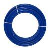 Metallverbundrohr 16mm x 2,0mm, 6mm blau isoliert / 50 Meter