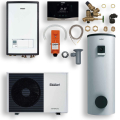 Vaillant Luft-Wasser-Wärmepumpe aroTHERM plus VWL...