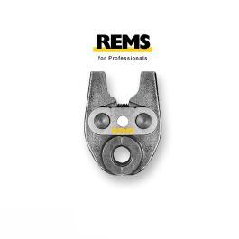 Rems Pressbacke Mini V-Kontur 22mm