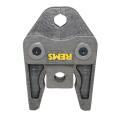 Rems Pressbacke V-Kontur 35mm