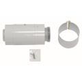 Vaillant Reinigungsöffnung 60/100 mm konzentrisch PP