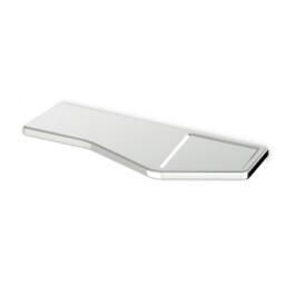 Zucchetti Faraway Ablage 33cm weiß