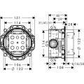 Hansgrohe Grundkörper iBox universal