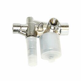 Zucchetti Unterputz-Einbaukörper R99684 zu Wannenfüll- und Brausearmatur chrom