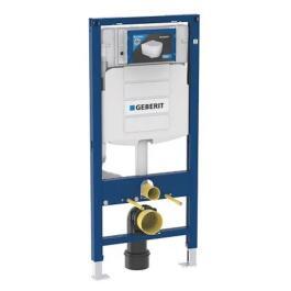 Geberit Duofix Element für Wand-WC, 112 cm, mit Sigma UP-Spülkasten 12 cm,  für Betätigung von vorne