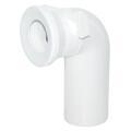 Viega WC Anschlussbogen 90 Grad mit Rückschlagkappe...