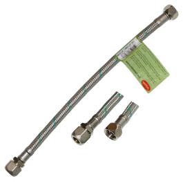 Flexschlauch / Anschlussschlauch mit Quetchverschraubung