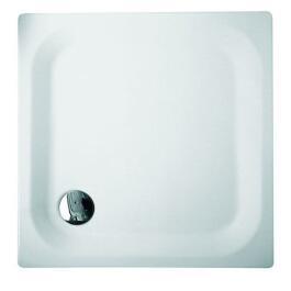 Bette Duschwanne 120x80x3,5 weiß